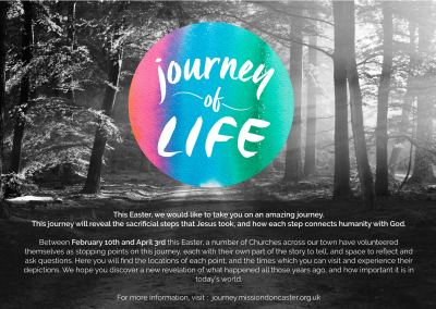 Journey of Life (postcards)