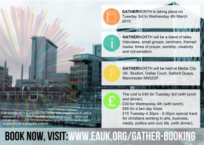 Gather (flyer)